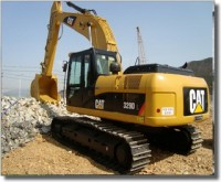 Cat 329DL Hydraulic Excavator