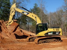Cat 324DL Trackhoe Excavator