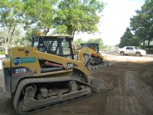 Cat 277B Muti-Terrain Loader